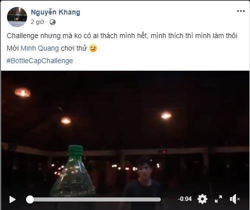 Con gai chuong mon Vinh Xuan bat trend trao luu xoay nguoi da nap chai hinh anh 3