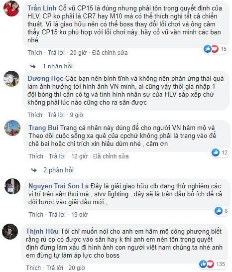 Fan Viet 'lam loan' fanpage CLB Bi khi lien tuc nhac toi Cong Phuong hinh anh 2