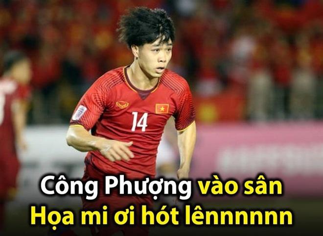 Anh che HLV Park Hang-seo 'an' the vang vi benh hoc tro hinh anh 5