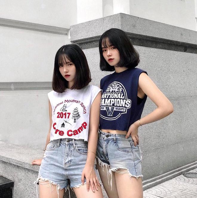 Chi em sinh doi Yen Bai anh 7