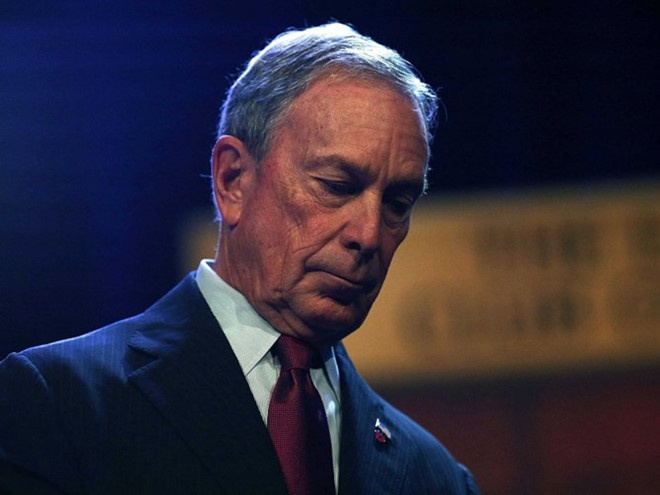 Michael Bloomberg anh 7