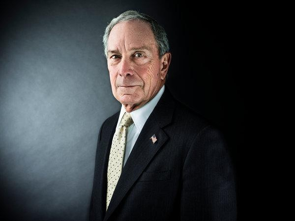 Michael Bloomberg anh 1