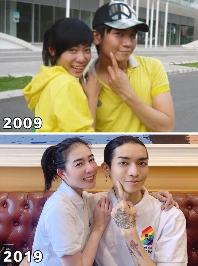 BB Trần kỷ niệm 10 năm thành lập nhóm BB&BG và tình bạn với Kim Nhã