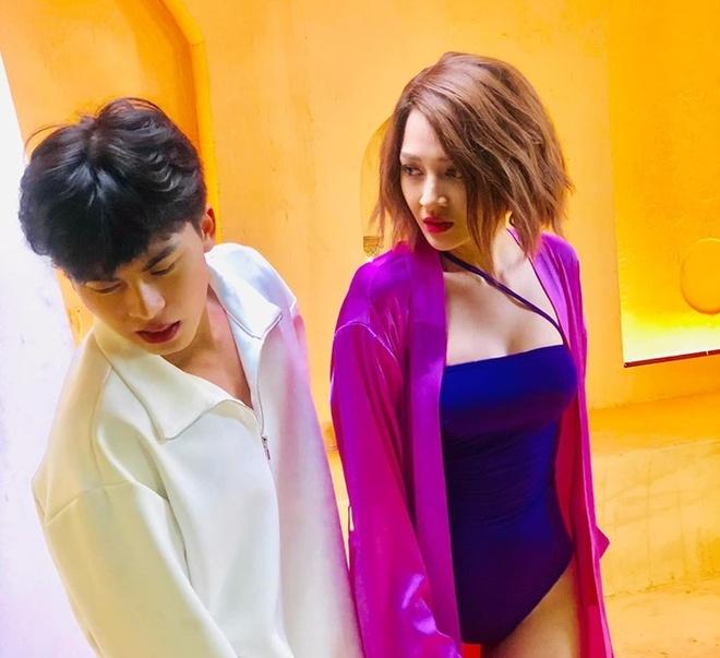 Nam chinh trong MV moi cua Bao Anh tung bi to xuc pham cong dong LGBT hinh anh 1