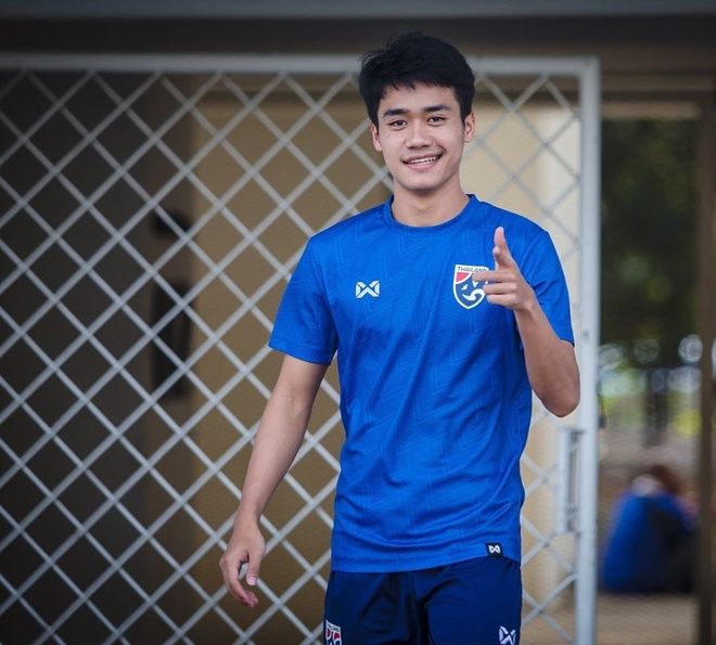 cau thu U23 Thai Lan dien trai anh 5
