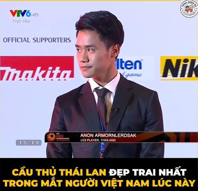 cau thu U23 Thai Lan dien trai anh 1