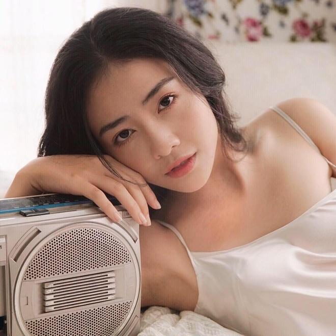 Nhan sac chau gai 18 tuoi cua dien vien Trang Nhung hinh anh 3