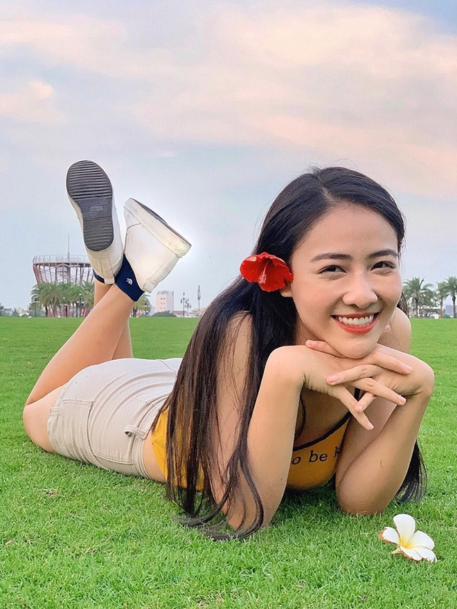 Nhan sac chau gai 18 tuoi cua dien vien Trang Nhung hinh anh 8