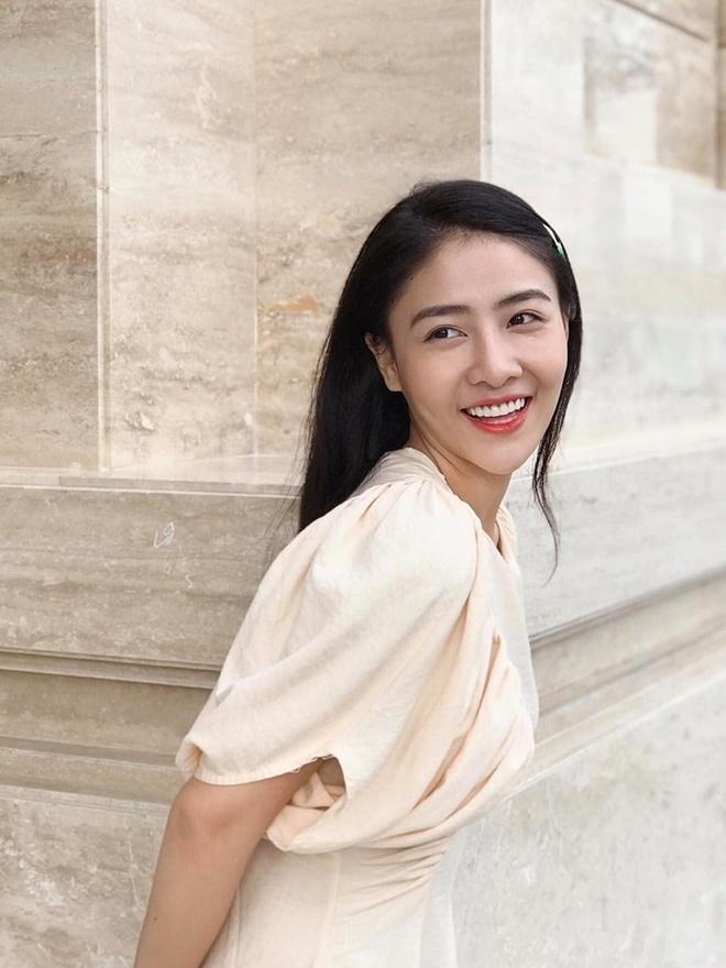 Nhan sac chau gai 18 tuoi cua dien vien Trang Nhung hinh anh 5