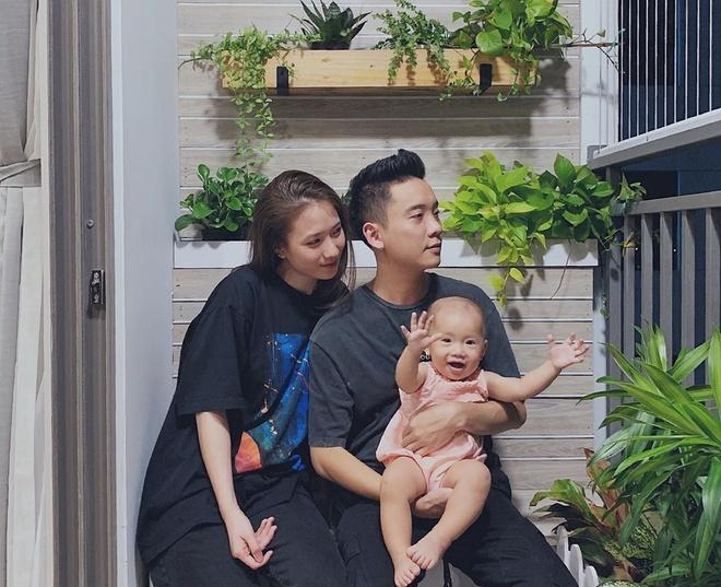 Hot girl Tram Anh 'van muon mang bau' du sinh con khong de hinh anh 2
