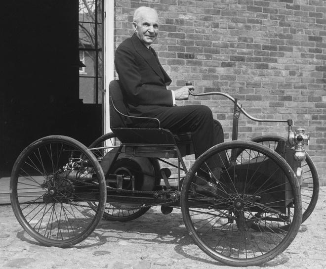 Tuoi tre cua Henry Ford: Me mat som, trang tay nhieu lan hinh anh 5