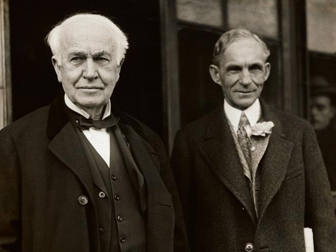 Tuoi tre cua Henry Ford: Me mat som, trang tay nhieu lan hinh anh 6