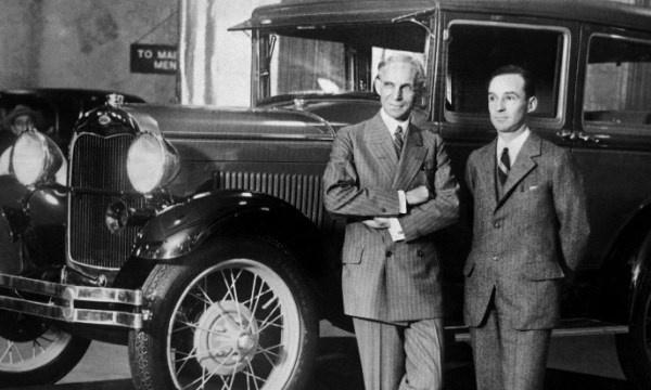 Tuoi tre cua Henry Ford: Me mat som, trang tay nhieu lan hinh anh 7