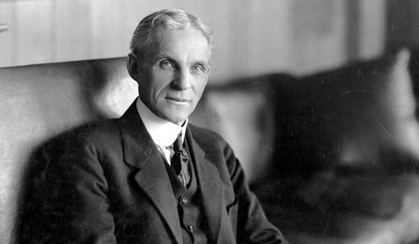 Tuoi tre cua Henry Ford: Me mat som, trang tay nhieu lan hinh anh 2
