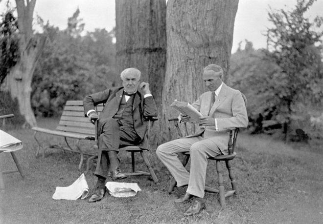 Tuoi tre cua Henry Ford: Me mat som, trang tay nhieu lan hinh anh 9