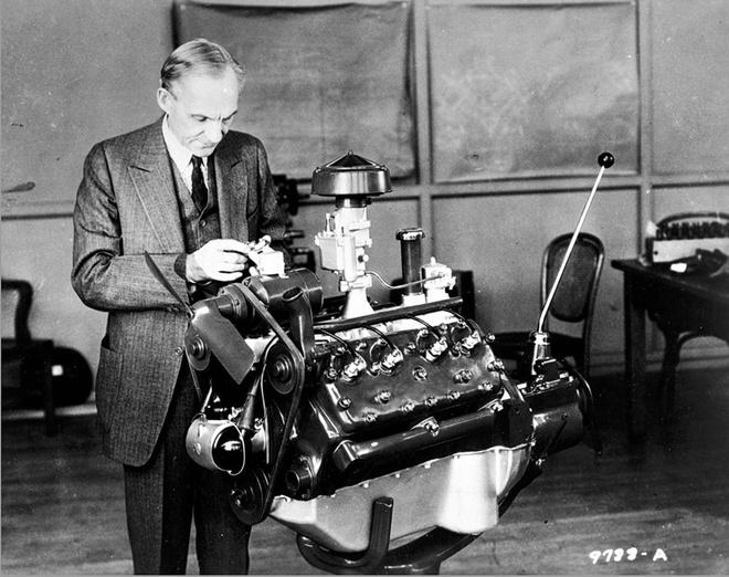 Tuoi tre cua Henry Ford: Me mat som, trang tay nhieu lan hinh anh 4