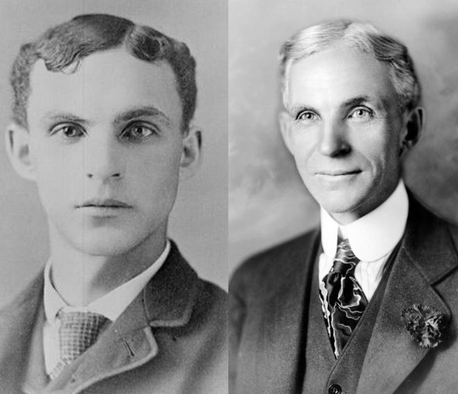 Tuoi tre cua Henry Ford: Me mat som, trang tay nhieu lan hinh anh 1