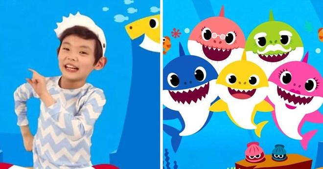 Gia dinh Han Quoc kiem 125 trieu USD nho bai hat Baby Shark hinh anh 1