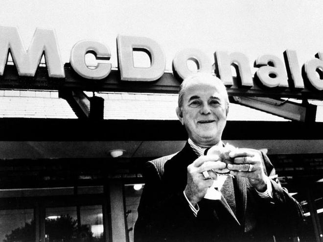 Tuoi tre buon chai, thanh cong o tuoi 53 cua cha de McDonald's hinh anh 1