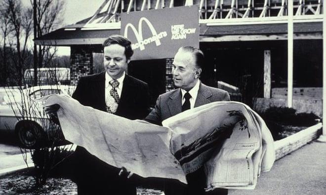 Tuoi tre buon chai, thanh cong o tuoi 53 cua cha de McDonald's hinh anh 3