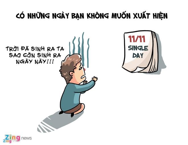 Tai sao dan mang goi 11/11 la Ngay doc than? hinh anh 9