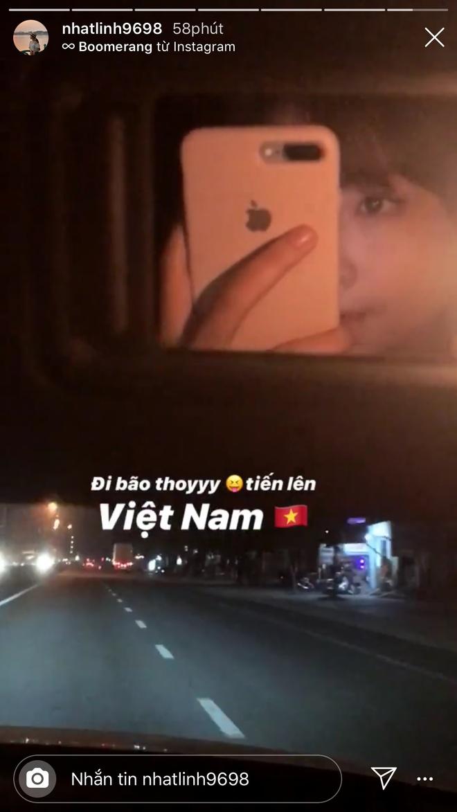 Ban gai Van Hau ra san co vu, em gai Van Toan doan Viet Nam thang 2-1 hinh anh 2