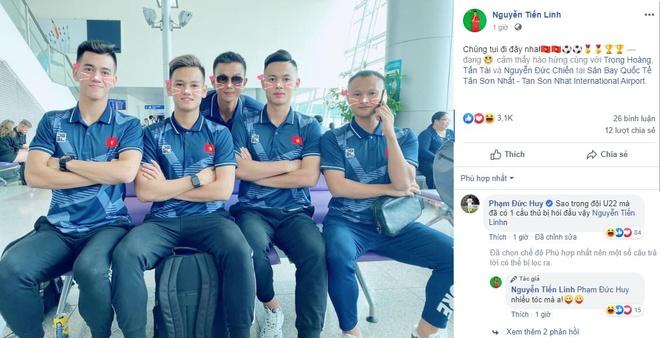 Tien Linh, Van Hau, Tien Dung thoai mai check-in khi toi Philippines hinh anh 2