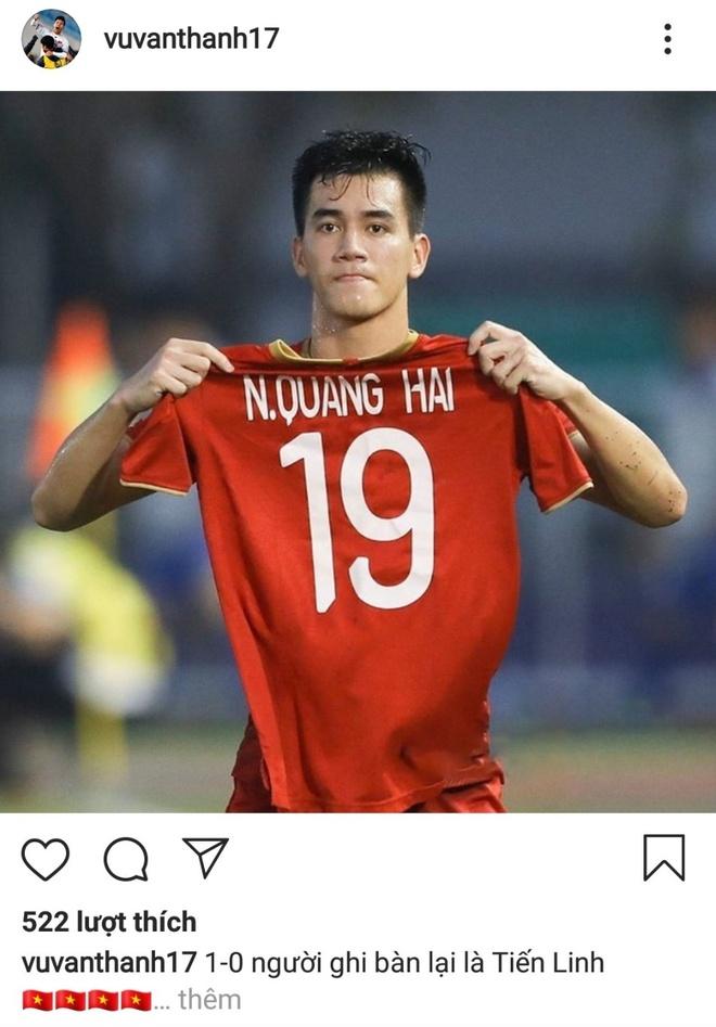 Duc Huy hua moi an la 'dong luc' de Tien Linh ghi ban truoc Campuchia hinh anh 4