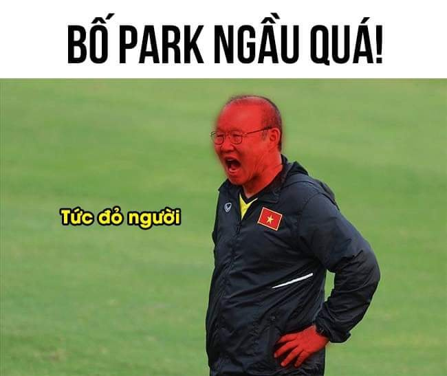 Chiec the do cua HLV Park tro thanh cam hung che anh hinh anh 6