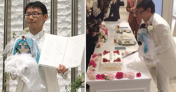 Đám cưới của Kondo từng gây chú ý năm 2018.