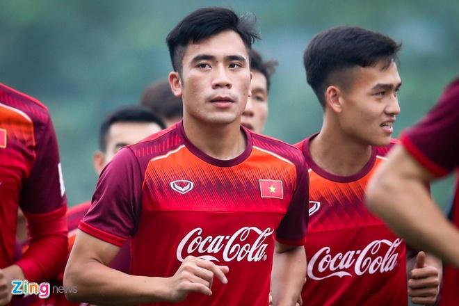 Dan cau thu U23 Viet Nam o Thuong Chau nay da lam 'chong nguoi ta' hinh anh 8 Bui_Tien_Dung_3_zing.jpg