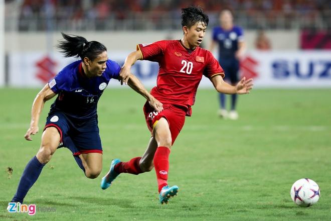 Dan cau thu U23 Viet Nam o Thuong Chau nay da lam 'chong nguoi ta' hinh anh 5 Phan_Van_Duc_zing.jpg