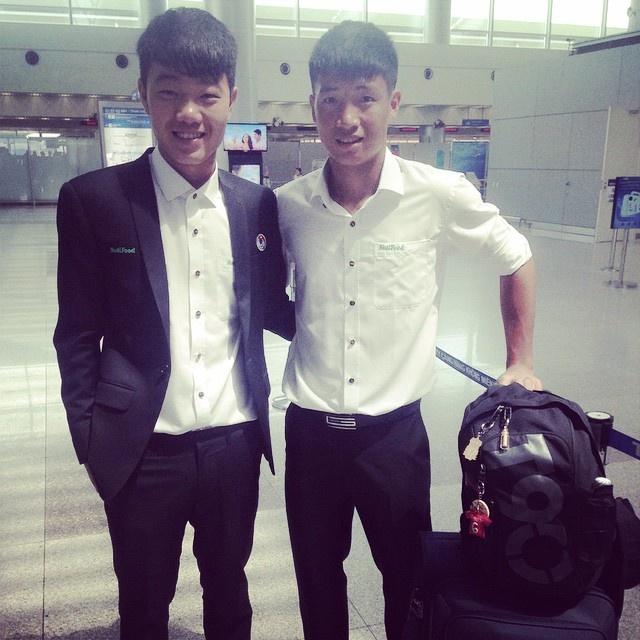 Dang anh doan tu, Tien Dung - Xuan Truong duoc fan khen tinh ban dep hinh anh 2 10948705_517306291744368_1254702634_n.jpg