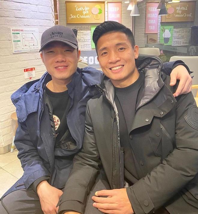 Dang anh doan tu, Tien Dung - Xuan Truong duoc fan khen tinh ban dep hinh anh 1 81756946_622556471891386_6881188665104531456_o.jpg