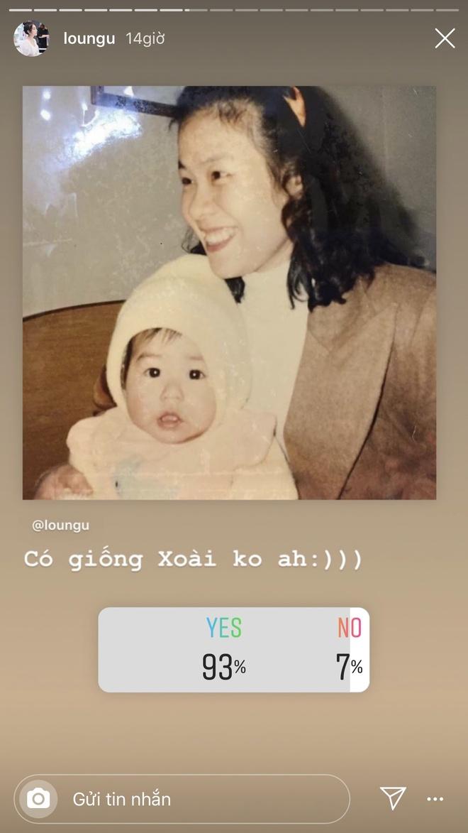 Hot girl Trang Lou khoe anh hoi be giong het con trai dau long hinh anh 1 d6687ba291e869b630f9_1_.jpg