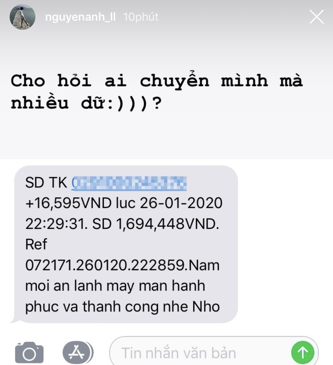 Duc Huy mung tuoi Van Toan 500 dong, Tuan Anh duoc fan giau mat li xi hinh anh 1 4821f9d7cafc32a26bed_1_.jpg