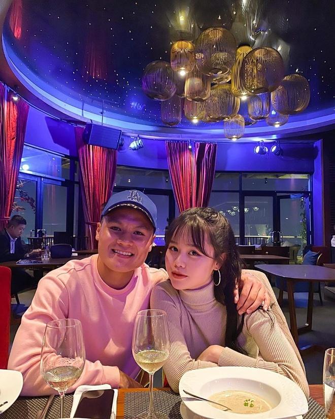 Huynh Anh ban gai Quang Hai anh 3