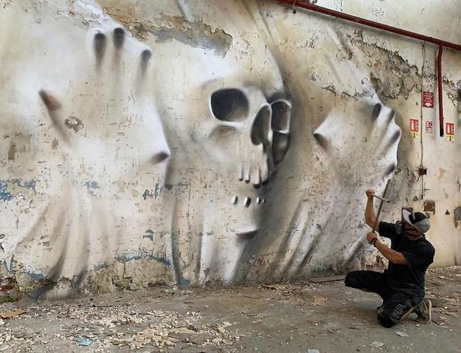 hoa si graffiti anh 2
