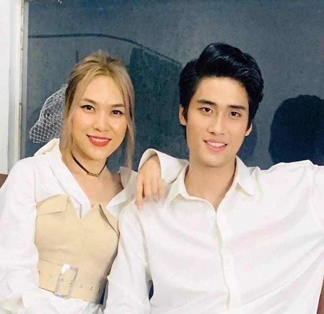 Nam chinh trong MV My Tam anh 2