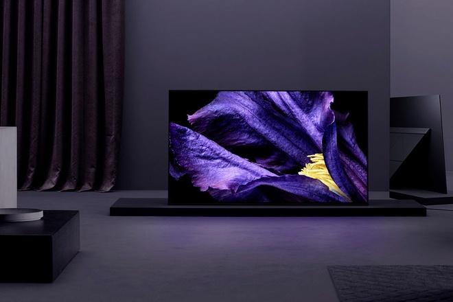 Sony cong bo TV 4K Master Series, co che do rieng cho Netflix hinh anh