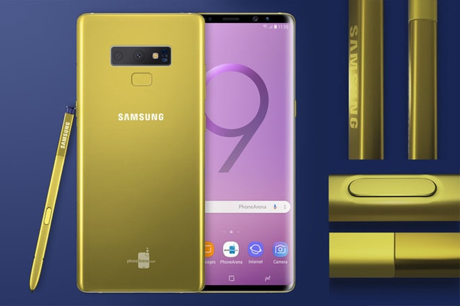 iPhone 9 va Galaxy Note9 - so gang dua tren tin don hinh anh 7