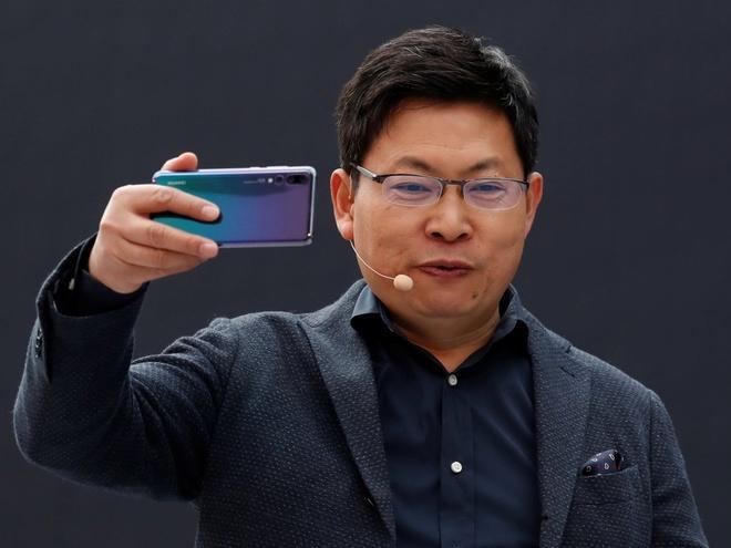 Vuot Apple, Huawei tuyen bo se thanh vua lang smartphone nam 2019 hinh anh