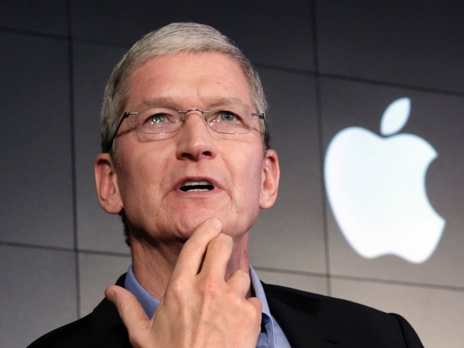 Cuoc song gian di cua CEO Tim Cook hinh anh 1