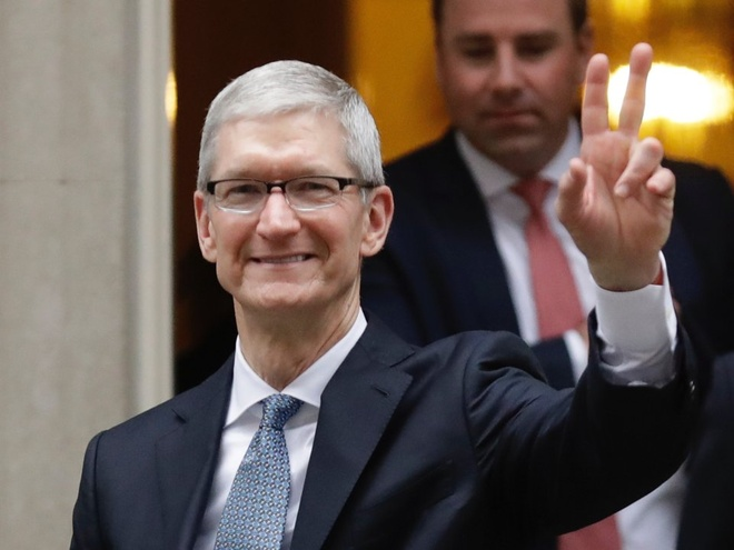 Cuoc song gian di cua CEO Tim Cook hinh anh 10