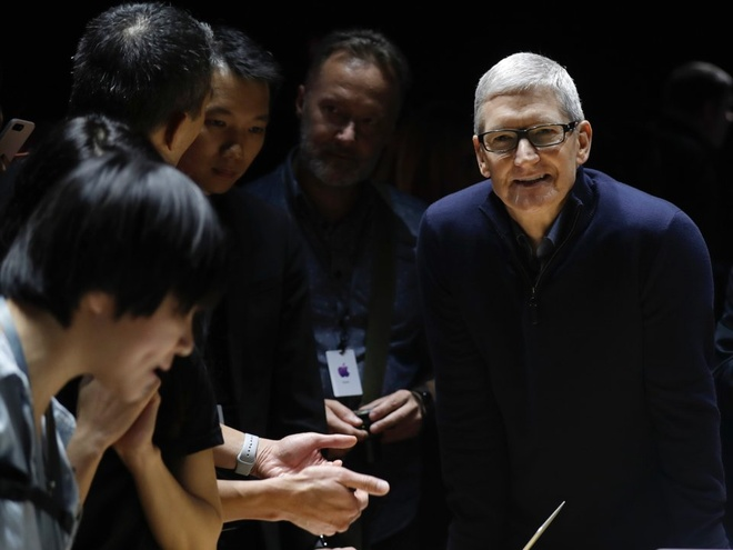 Cuoc song gian di cua CEO Tim Cook hinh anh 15
