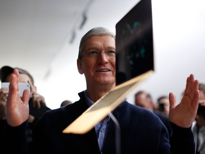 Cuoc song gian di cua CEO Tim Cook hinh anh 13