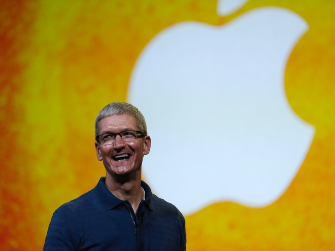 Cuoc song gian di cua CEO Tim Cook hinh anh 2