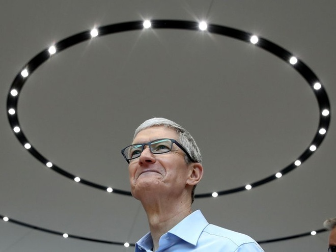 Cuoc song gian di cua CEO Tim Cook hinh anh 6
