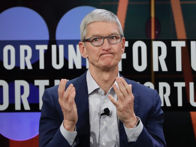 Cuoc song gian di cua CEO Tim Cook hinh anh 8