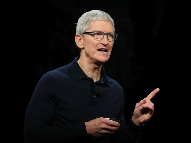 Cuoc song gian di cua CEO Tim Cook hinh anh 9